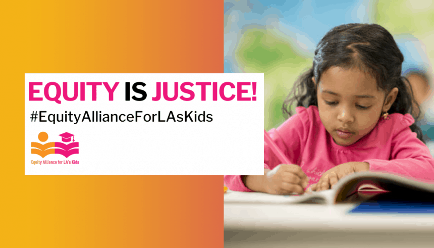 Equity is Justice: We Must Protect And Double Equity-Based Funding For 2021-22 School Year!